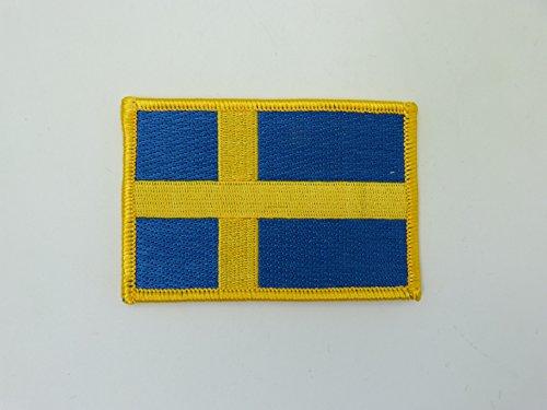Aufnäher Schweden, Sverige, Sweden