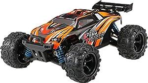 ThomaxX T9302Radio Gra pescado bestuurbare Auto Schaal 1: 18. X de Desert Speed Pioneer Ready to Run (kompleet met Accu en carga voor Auto)
