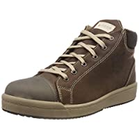 BASE PROTECTION BAS-B241-8 Oak Safety Boots, Brown, UK 8/EU 42