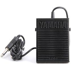 Pedal para Teclado Electrónico Piano Digital - Yamaha FC-5A Sustain