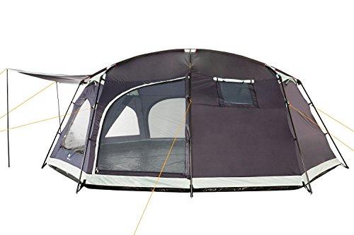 Zoom IMG-3 campfeuer tenda familiare da campeggio