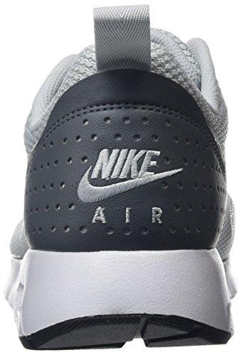 Nike Herren Air Max Tavas Sneakers Mehrfarbig (Pure Platinum / Cool Grey / Black / White)