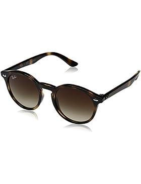 Ray-Ban Junior buco della serratura rotonda occhiali da sole all'Avana RJ9064S 152/13 44