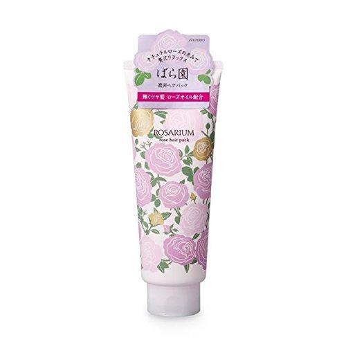 Shiseido Baraen Rose Hair Pack - 220g