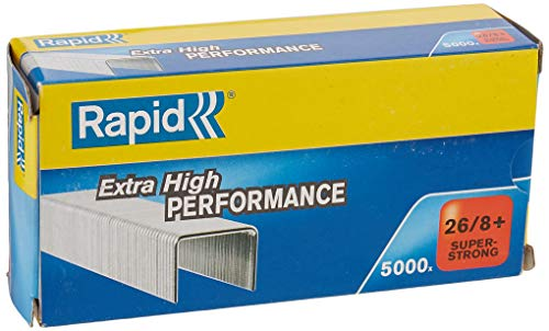 Rapid SuperStrong Agrafes 26 / 8+ x5000