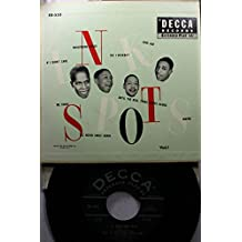 The Ink Spots 45 RPM Do I Worry? / Java Jive / If I Didn't Care / Whispering Grass / I'll Never Smile Again / Until The Real Thing Comes Along / We Three / Maybe