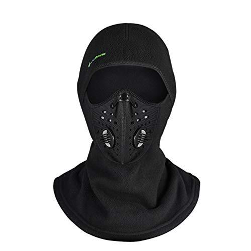 Qianliuk Esquí Deporte mascarilla Multi Estilo Invierno Cara máscara Bufanda Gorro Cuello...