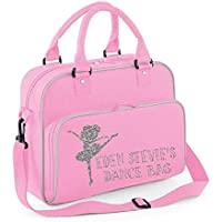 Personalised Name Ballet Bag Dance Bag Girls Personalised Bags Jazz Bag Custom Dance Bags