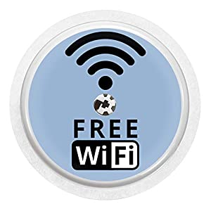 41uleZ uv3L. SS300  - 2x Free WiFi - Sticker Aufkleber für FreeStyle Libre Sensoren