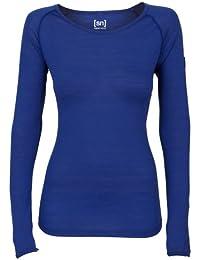 Super Natural 210 Women's Max Long-Sleeved Sports T-Shirt Merino