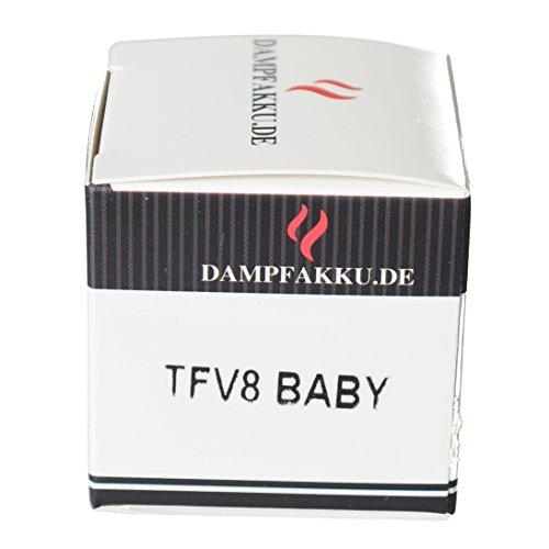 Waipawama Ersatzglas Smok TFV8 Baby Beast, 3 ml Glas Tank