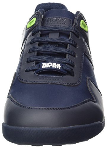 Boss Green Arkansas_lowp_nymx 10197583 01, Sneakers Basses Homme Bleu (Dark Blue 401)