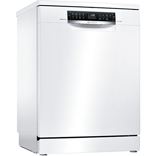 Bosch Serie 6 SMS68TW03E lavavajilla Independiente