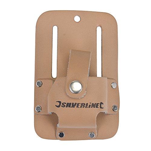 Silverline 793816 Leather Tape Holder, 210 x 150 mm Test
