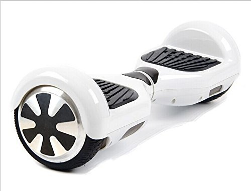 "Infiniton Urban Shuttle Patinete Eléctrico Hoverboard 6"" - Blanco"