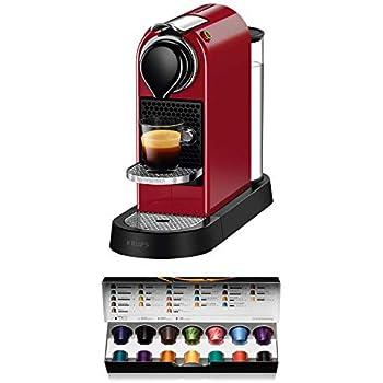 Nespresso Krups Citiz XN7405 - Cafetera monodosis de cápsulas ...