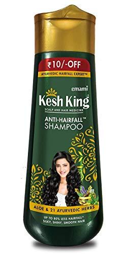Kesh Roi Aloevera Shampooing Revitalisant À Base De Plantes Pour Plus Longtemps, Plus Fort Et Soyeux 300Ml De Cheveux De Regard