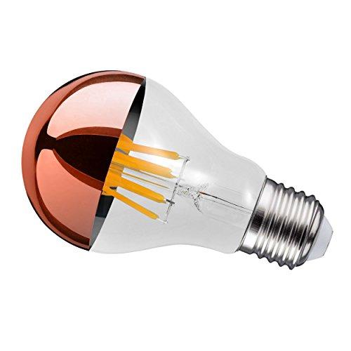 Rendez vous déco - Ampoule LED à calotte cuivrée