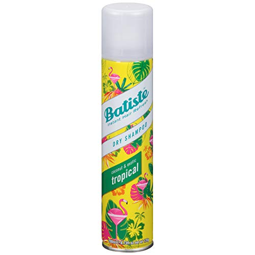 Batiste - Shampooing Sec Tropical - 200 ml