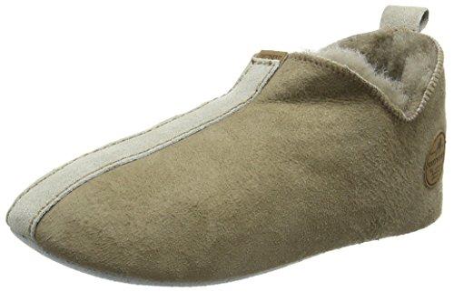 25 Pastore Beige Donna Pantofola Pantofole Pietra Lina qxS1wRgxU