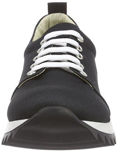 Jonny`s Vegan Mahola Damen Sneakers Schwarz (Negro)
