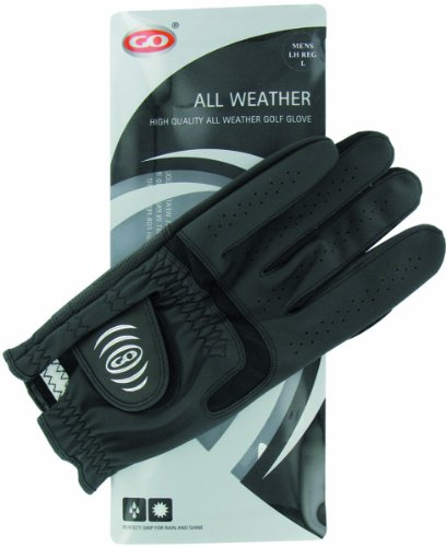 Go Herren Golf-Handschuhe, alle Jahreszeiten, Links, 2 Stück Medium/Large -