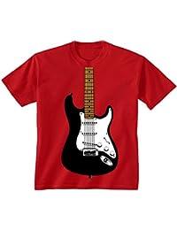 Flip Youth para Guitarra eléctrica Image para niños T-de Manga Corta ...