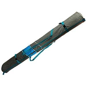 Ferocity Skitasche Skisack für 1 Paar Ski 170 cm Lang Ski Bag LEN [053]