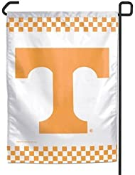Tennessee Volunteers 11''X15'' Garden Flag by Hall of Fame Memorabilia