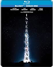 Interstellar (2-Disc) (Steelbook) (Blu-ray)