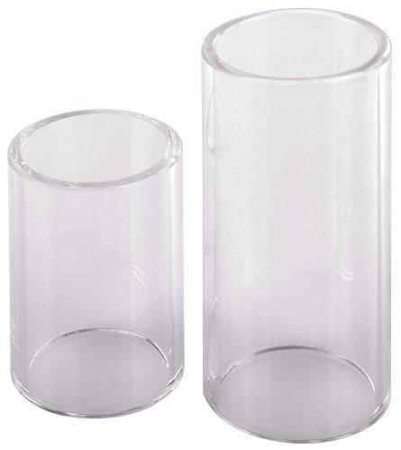 rocktile-slg-1-bottleneck-20x25mm-glas-slide-im-2er-set-slidebars-1x-4cm-und-1x-6cm-lange-mit-wandst