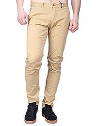 Kenzarro - Jeans Kd67038 Yellow