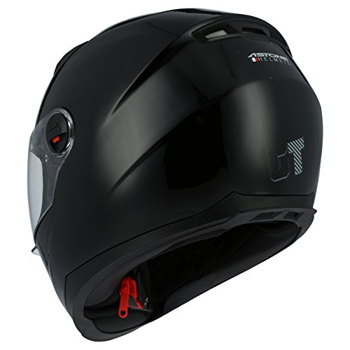 Astone-Helmets-gt2-m-bkl-Casco-Moto-Integrale-GT-Lucida-Nero-Lucido