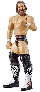WWE - Figura de acción del luchador Daniel Bryan, juguetes niños +6 años (Mattel GCB59)