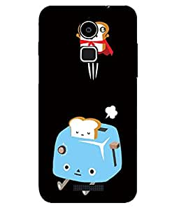 Citydreamz Back Cover For CoolPad Note 3 Lite