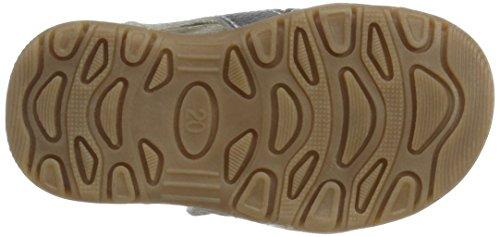 EN FANT Uranus Silver Sandal, Chaussures Marche Bébé Fille Argenté