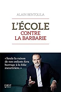 """Afficher """"L' école contre la barbarie"""""""