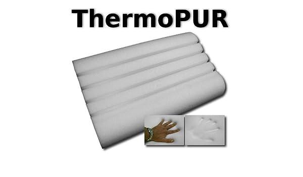 Thermoelastisches Viscokissen ThermoPUR Nackenstützkissen Kissen Supersoft