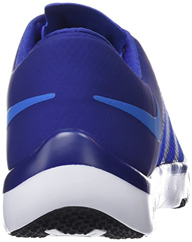 Nike Free Trainer 5.0 V6, Chaussures Homme Bleu / Blanc (Dp Ryl Blue / Pht Bl-Rcr Bl-Blk)