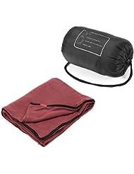 SOLVHK Saco de Dormir Saco de Dormir de Invierno Aislamiento de Calor Saco de Dormir sobre
