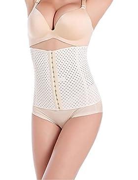 MISS MOLY Faja Reductora|Adelgazante Moldeadora Body Faja para Mujer Waist Shaper Adelgazar Cintura Corsé Compresion...