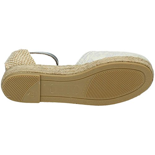 MADE IN SPAIN, Scarpe col tacco bambine Argento