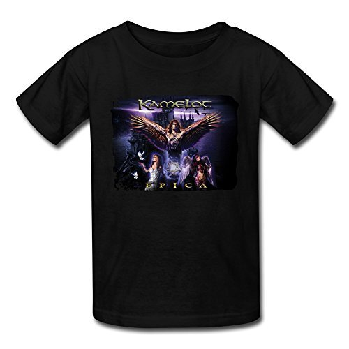 Kid's Hot Topic Kamelot Epica T-shirts