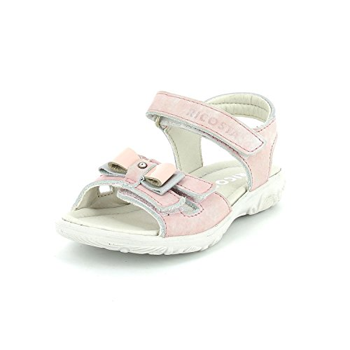 Ricosta Peggy, Sandales ouvertes fille Rose