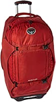 Osprey Sojourn 80 Travel Luggage red 2017 travel backpack