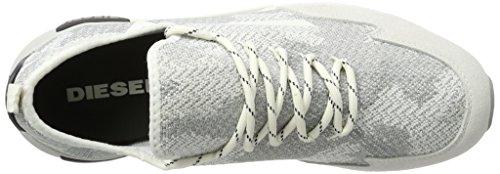 Diesel Skb S-Kby - Sneakers Y01534, Basses Homme Mehrfarbig (Multicolour/ White)