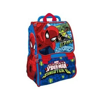 41um%2BOPB3VL. SS324  - Spiderman Premium Sac à dos trolley extensible Co N