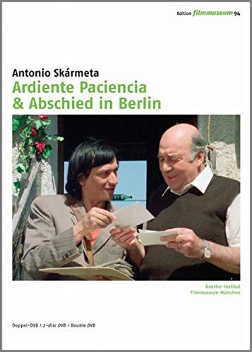 Ardiente Paciencia & Abschied in Berlin, 1 DVD