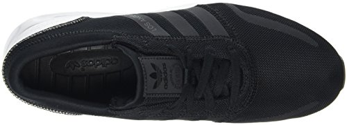 adidas Damen Los Angeles Sneakers Schwarz (Core Black/Core Black/Ftwr White)
