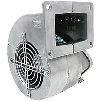 Ventilatore centrifugo EBM D2E097-BE01-02 per stufa a pellet